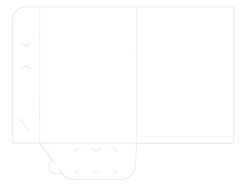 basic2 presentation folder thumb Presentation Folders