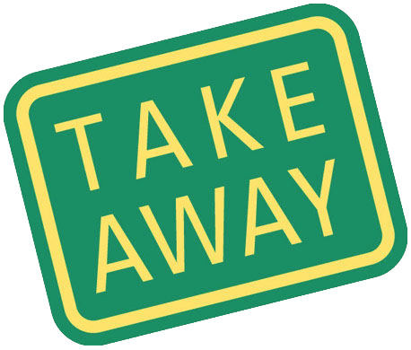 take away Take Away Menus from $240
