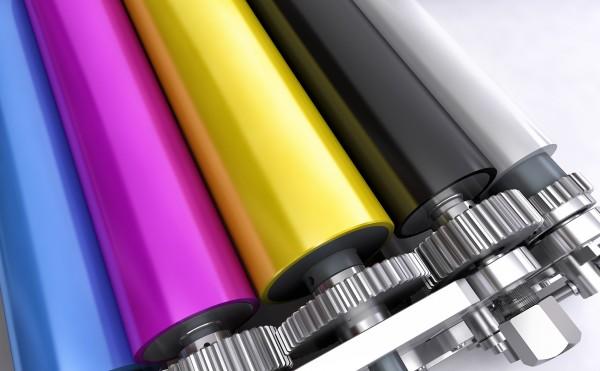 Offset 5 Colour Printing